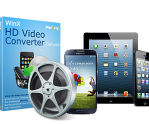 WinX HD Video Converter Deluxe 5.12.0.294 With Crack!