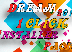Dream 1 Click Multi Installer Pack 2017 By CmTeamPK