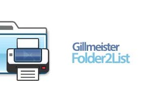Gillmeister Folder2List 3.11.3 With Crack