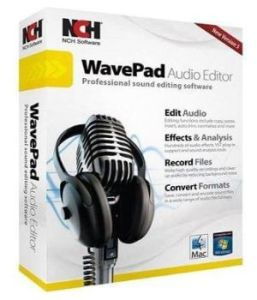 NCH WavePad Masters Edition 9 FUll