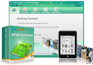 Coolmuster ePub Converter 2.1.20 + Crack ! [Latest]
