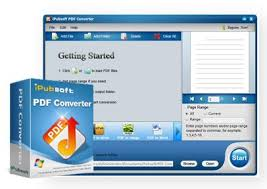 iPubsoft PDF Converter 2.1.22+Crack ! [Latest]