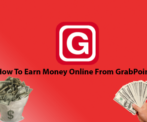 How To Earn Money Online From GrabPoint