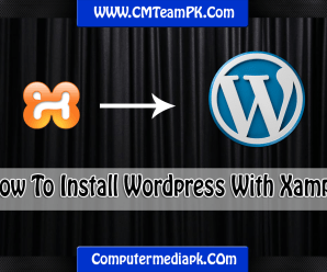 How To Install WordPress With Xampp