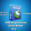 How To Registered IDM Permanently (2019) [Video Tutorial]