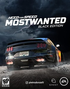 Need For Speed Most Wanted Black Edition PC Game Free Download