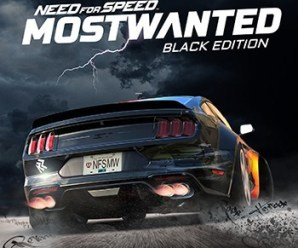 Need For Speed Most Wanted Black Edition Game For PC Free Download!
