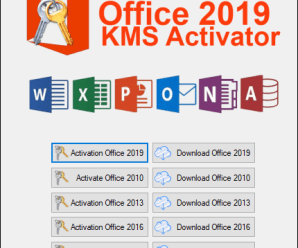 Office 2019 KMS Activator Ultimate 1.4 [Latest!]