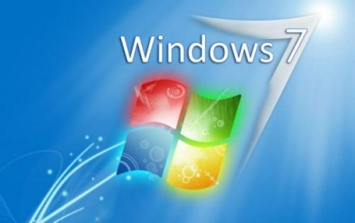 ACCELERATION WINDOVS 7.