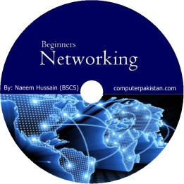 Buy DVD Course in Urdu of Beginners Networking