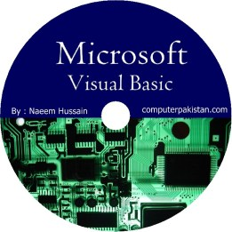 DVD Course of Visual Basic in Urdu