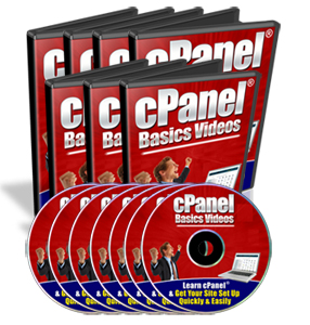 cPanel Control Panel full video training course