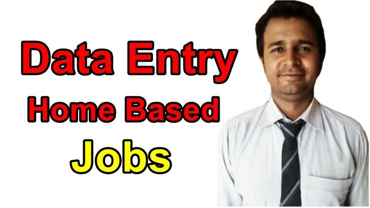 data entry online