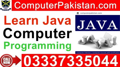 Java Programming Language Tutorial in Urdu
