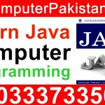 Java Programming Language Tutorial in Urdu - Computer Courses