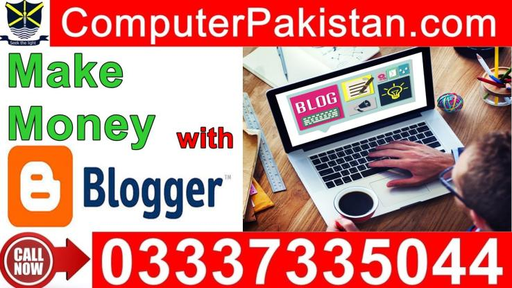 how to start a blog and make money online in 10 easy steps in Urdu
