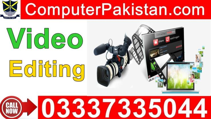 video editing software in urdu