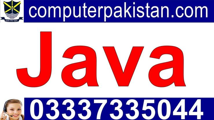 Java Programming Tutorials in Urdu