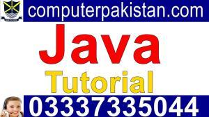 Learn Java Programming tutorial for Beginner