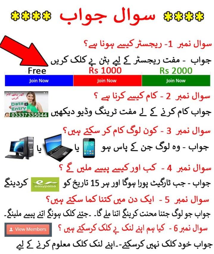 Training guid in urdu for FAQs