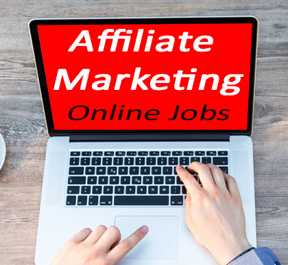 Online Earning from Affiliate Marketing