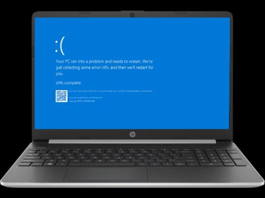 HP Data Recovery Denton