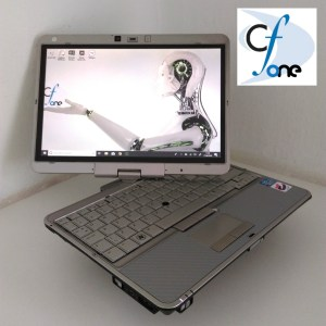HP EliteBook 2760p 360 Touch Screen Laptop