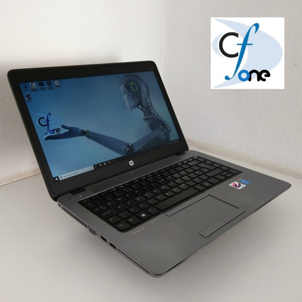"Laptop Computer Specs HP EliteBook 840 G1 - 14"" - Core i5 4200U - 8 GB RAM - 240 GB SSD"