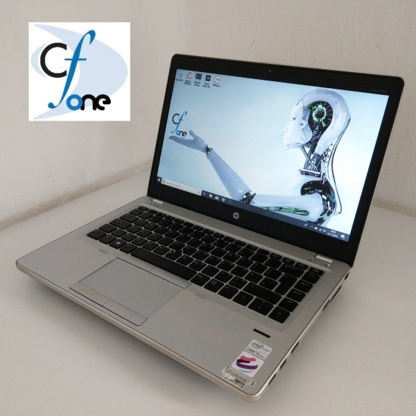 Refurbished Laptop Computer HP Elitebook Folio 9470M