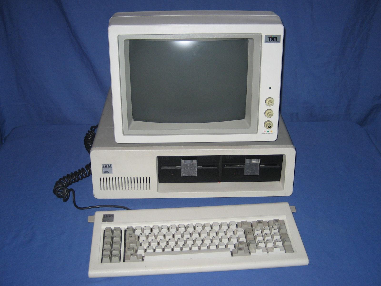 IBM PC 5150 Computerspopcorncx
