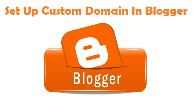 cara custom domain blog