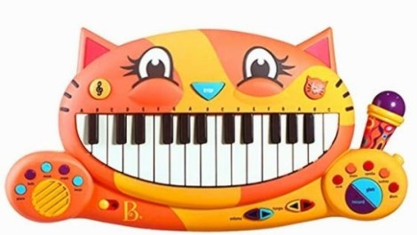 Toys Meowsic Toy Piano - Children'S Keyboard