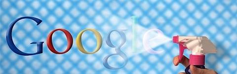 Google städning
