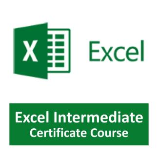 Certificate in Microsoft Office Excel Intermediate level online training courses - Workface the Career Academy for Office Admin Courses