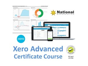 Xero Advanced Certificate Training Course Industry Accredited Employer Recognised - CTO