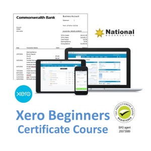 Xero Beginners Certificate Training Course - Industry Accredited Employer Recognised - CTO v2