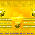 Gold Windows XP SP3 2016 Universal Ghost Free Download