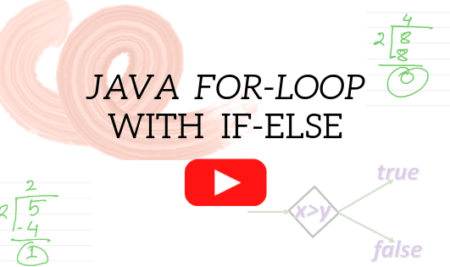 An exercise on for-loops and if-else: Video Lecture 10