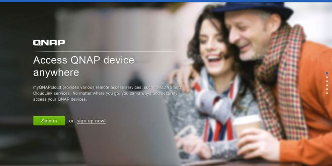 QNAP's myQNAPcloud SmartLink Service - Computing on Demand