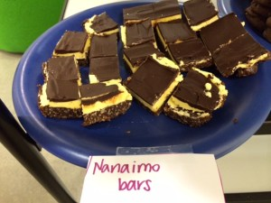 Nanaimo bars for all those times you don't count calories and/or want to pretend you're Canadian