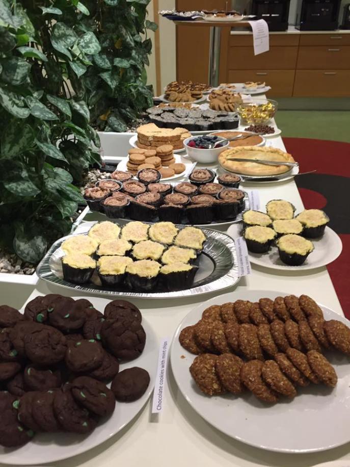 baked buffet