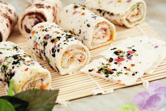 Resultado de imagem para sanduíches sushies italianos