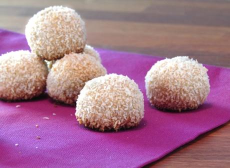 bolinhas de coco