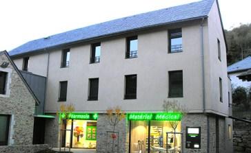 maison de santé d'estaing