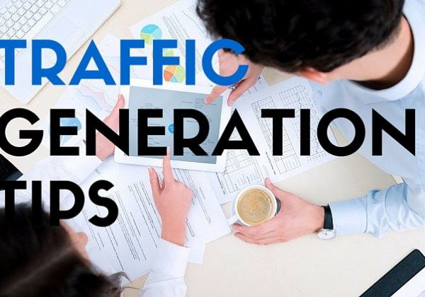website traffic generation