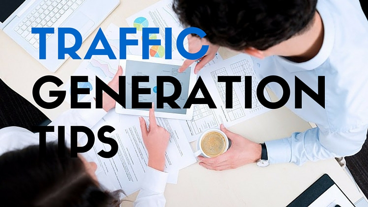 website traffic generation