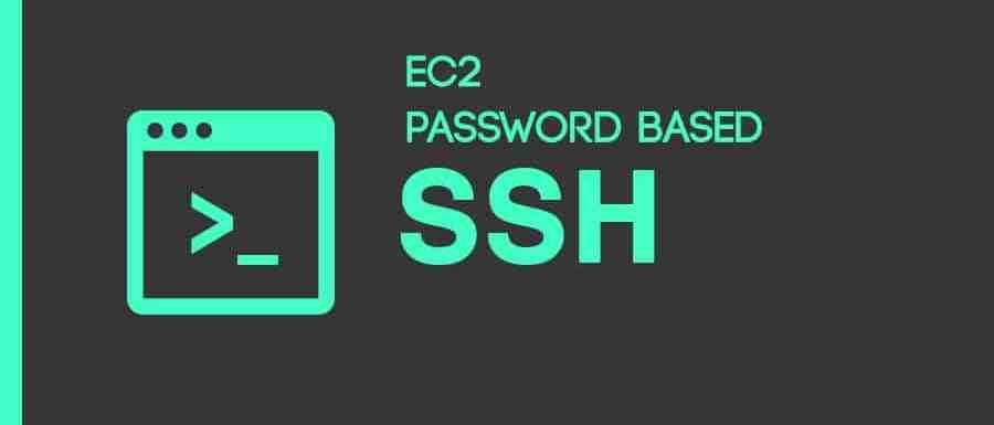 Password Authentication For AWS ec2 Instances