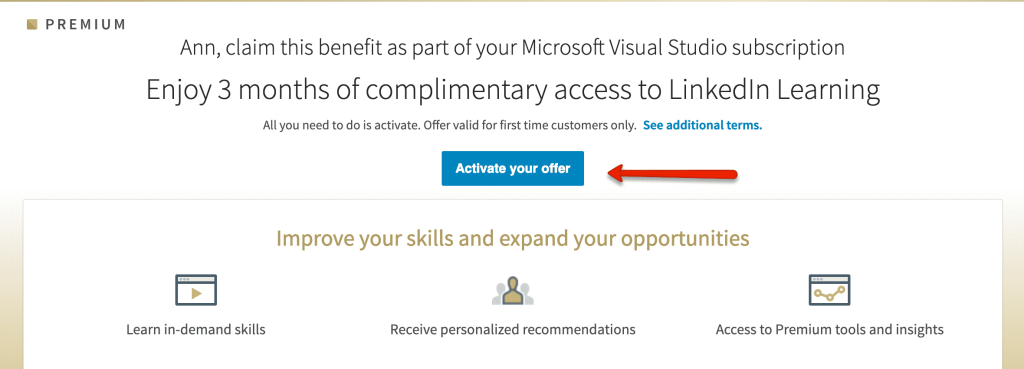 Deal Alert] Linkedin Learning Free: Save 18% + Three Months Free