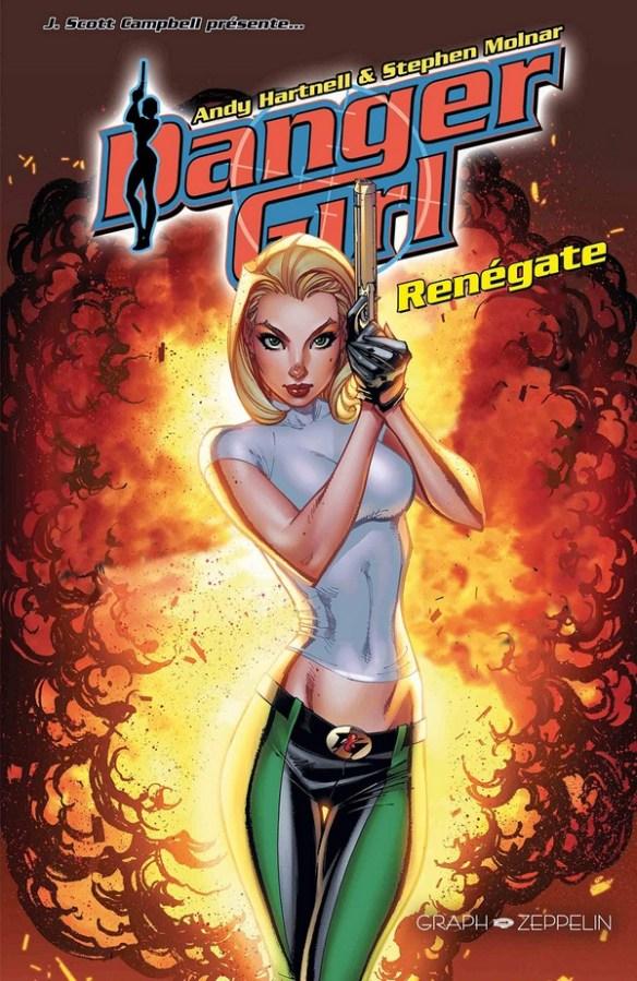 Danger Girl T.5