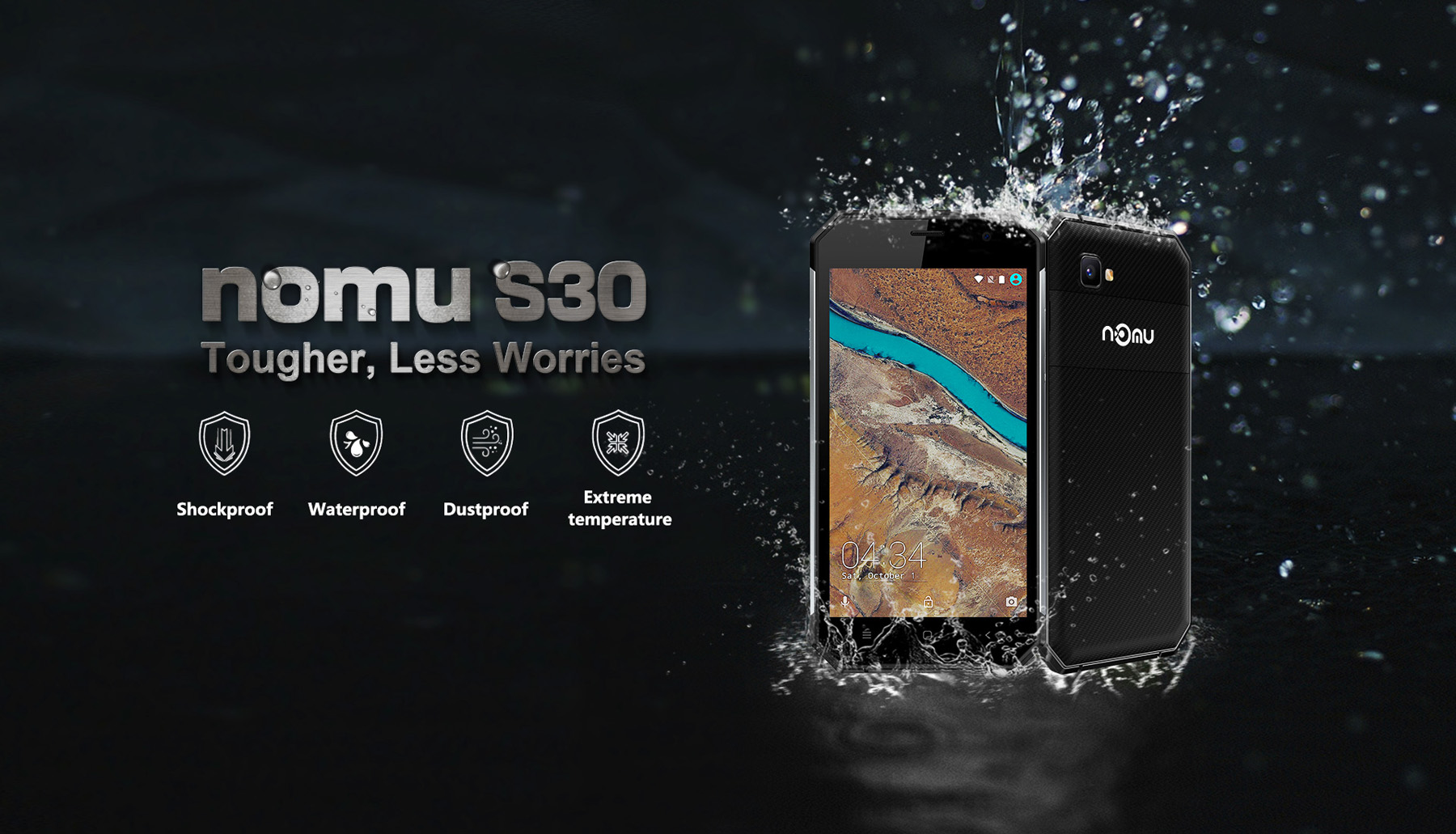 Nomu S30 review